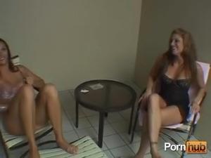 Lesbians Love Sex 04 - Scene 2 - Pink Kitty Video