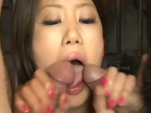 JAPorn Miku Shaved Japanese girl Group Sex
