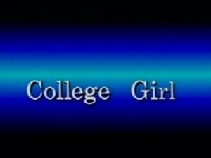 ASHLEY SHYE  COLLEGE GIRL  19 VIDEO MAGAZINE  VOLUME 15