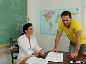Phoenix Marie Hot Slutty Teacher