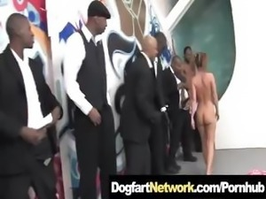 Tweety Valentine Gangbanged By Big Cock Black Dudes