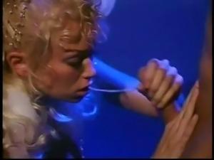 Blonde porn star Jenna Jameson is a legend in porn who fucks like an angel
