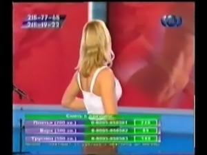Russian girl Lera striptease free