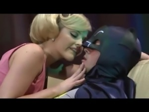 batman xxx parody - batman fucking a girl