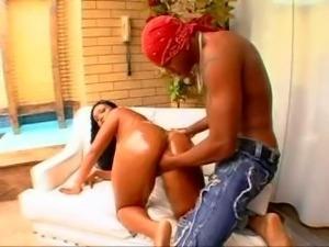 More brazilian Bunda taking it anal