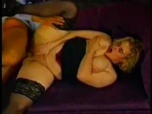 Big girls getting a good anal pound