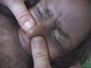 ThroatUsed #1 - Extreme Gagging ... free