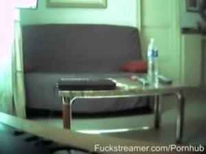 Wife fucked doggystyle on hidden cam