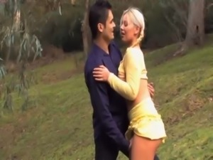 Blonde aussie gf fingered free