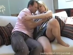 PaulRaymond - Girl next door with huge natural boobs gets fucked