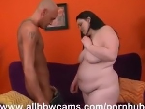 White Bbw Gets It From Nice Dick Giant Tits 2