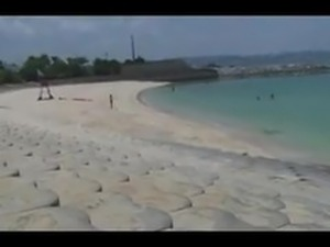 Japanese Beach Girls