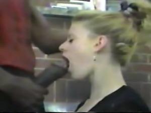Nasty White Slut Fucks BBC Hubby Films