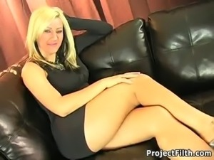 Sexy French Pornstar Gets Her F ... free