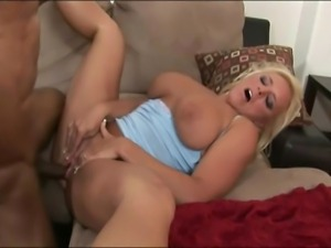 Alexis Golden giving nice blowjob and fucked