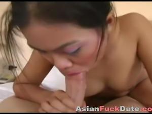 Creampie Asian Brunette Girl