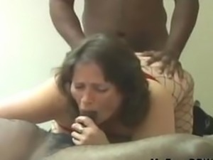 Bbw With Two Black Cock  BBW fat bbbw sbbw bbws bbw porn plumper fluffy...