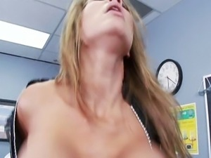 Alanah Rae - big tits at school