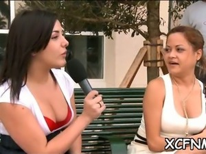 Hot girls shave big penis