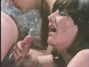 Long squirts cum (70s)