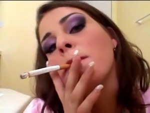 Smoking Fetish - Wild Side - Isabel Ice