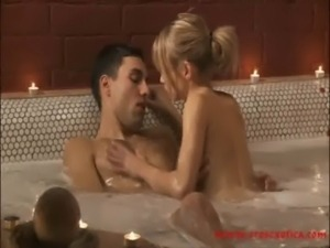Exotic Blonde Is a Blowjob master free