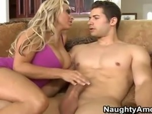 Holly Halston Seduces Model She Wants To Hire