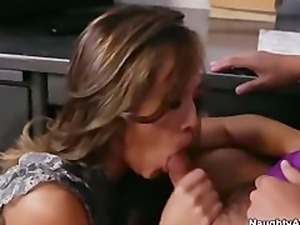Kristina Rose Naughty Office