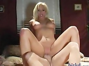 Nikki Hunter wants a hard cock