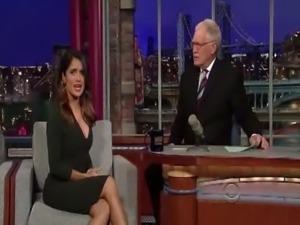 Salma Hayek - Letterman Show free