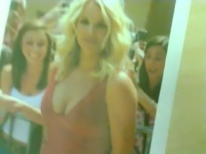 Britney Spears Wank
