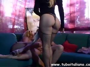 Italian Sluts le 2 Mignotte