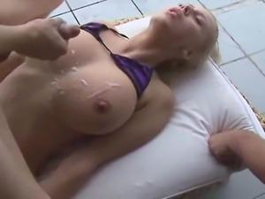 Mandy Dee Cumshot Compilation