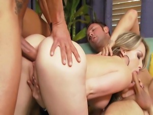 29 year old blonde with fake 32DD tits and a phat 34 inch ass does anal and...