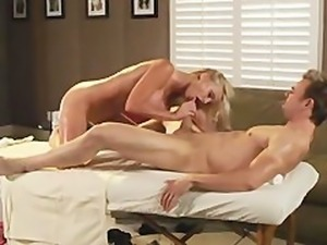 Jesse Jane HOT massage