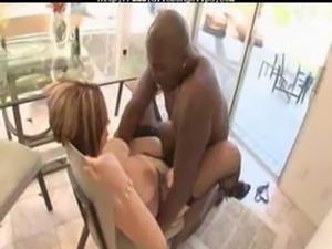 Karie Kox Loves Lex black ebony cumshots ebony swallow interracial