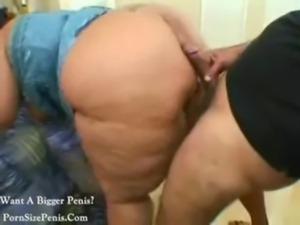 Big Fat Black Mom Fucked free