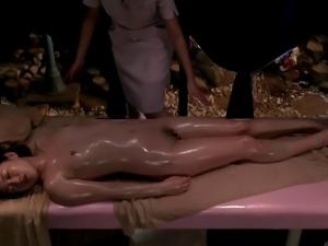Lesbian Oil Massage Luxury Married 07c (censored)