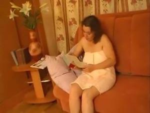 russian mom