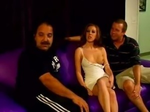 Hot tight babes fucked by Ron Jeremy