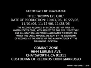 Scene 1 - Brown Eyed Girl - Alexis Love free