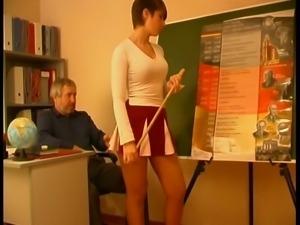 Russian Schoolgirl Stella 2