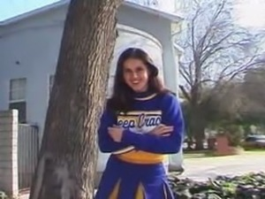 Cheerleader Kacey