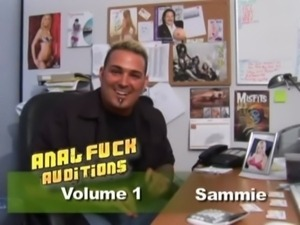 Sammy Cruz Anal Fuck Auditions 1 Scene 3 free
