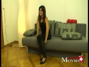 Interview Porn Movie with Swissmodel Corina 19y free