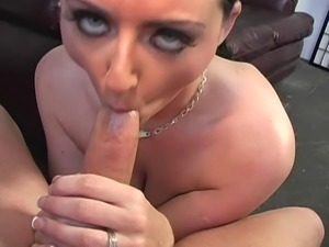 Sophie Dee dirty talking