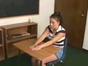 Teacher Seduces Her Young Pupil