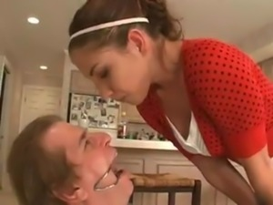 Teen Sarah - Spitting Domination free