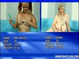 BBW Fight Club free