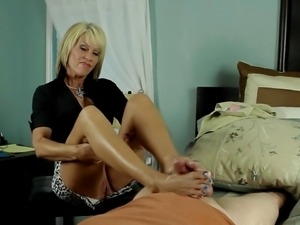 good mature massage with happy ending